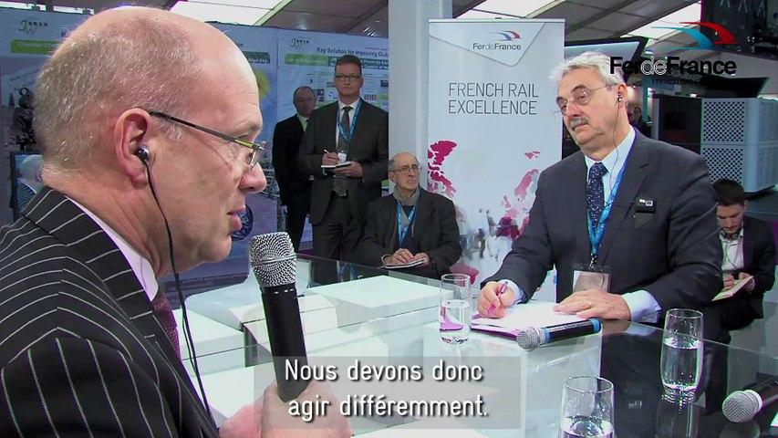 Fer de France COP21 Mornig Debate n°4 (ENG subtl FR)