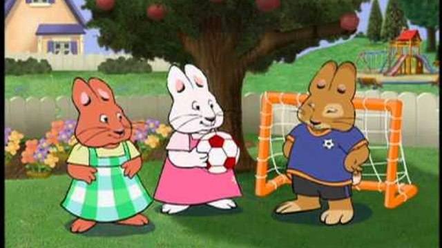 Max & Ruby - Ruby's Loose Tooth / Ruby Scores / Ruby's Sand Castle - 27