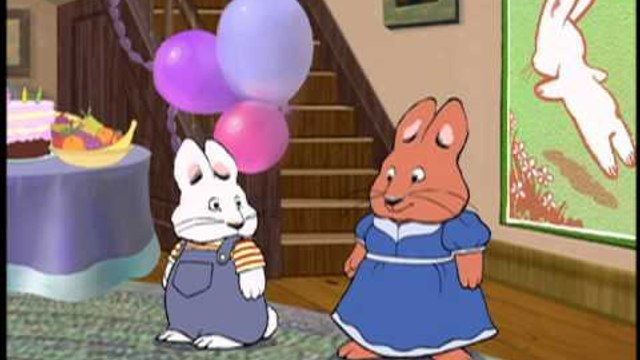 Max & Ruby - Surprise Ruby / Ruby's Birthday Party / Ruby's Birthday Present - 36