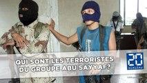 Qui sont les terroristes du groupe Abu Sayyaf?