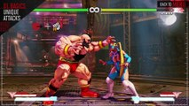 Street Fighter V - Zangief Official Character Guide