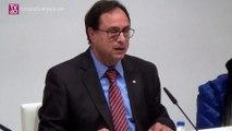 Conferència de Vicent Soler a Ontinyent sobre l'economia valenciana