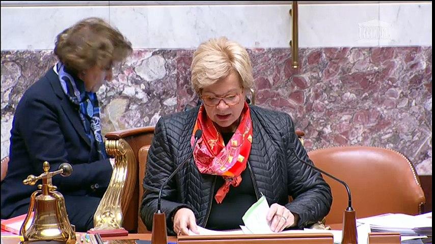 Répartition des logements sociaux à Marseille : question de Marie-Arlette Carlotti au Gouvernement