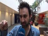 """Mathieu Madenian: """"Je suis un gros lâche"""""""
