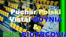 Puchar Polski 16.02.2015 Vistal Gdynia - MKS Piotrcovia 41:25