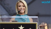 Kelly Ripa Returns To Live! With Kelly And Michael
