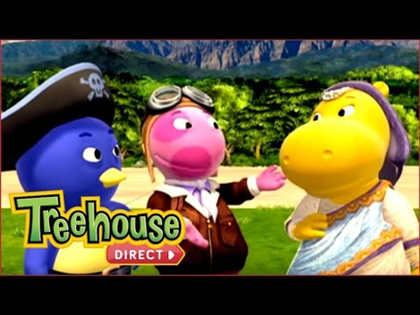 Backyardigans 44 Fly Girl Video Dailymotion
