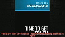 FREE DOWNLOAD  Summary Time to Get Tough  Donald Trump Making America 1 Again  BOOK ONLINE