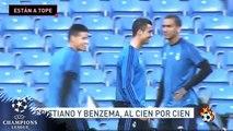 Cristiano Ronaldo jokes about City's Shaun Wright-Phillips
