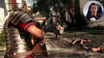 WHEN IN ROME!!! - Ryse Son of Rome #1