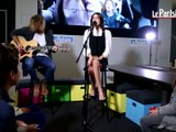 Tini, alias Violetta, chante en live « Siempre Brillarás » au Parisien