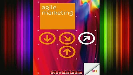READ book  Agile Marketing Full EBook