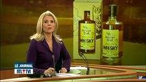 The Belgian Owl, Belgian Single Malt Whisky - RTL TVI Journal de 19h - 24 octobre 2010