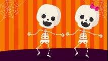 Shake Dem Halloween Bones _ Halloween Songs for Children _ Them Bones