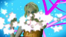 Winx Club Real Live Sirenix Transformation Stella