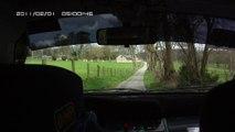 Ecurie la Marjolaine ES5 rallye de Lillebonne / pays de caux 2016