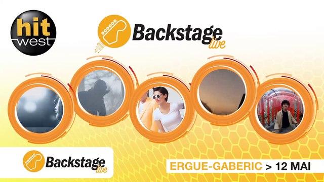 Backstage Live à Quimper