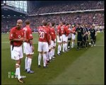 Ucl 2002 03 1 4 Final Real Madrid Vs Manchester United 1st