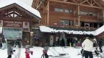 Video Snow Report, Alpe d'Huez and Les Deux Alpes, 25.02.10