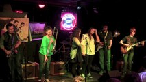 Carmel Hemphill & Voodoo Vinyl- Performing 25 or 6 to 4- Chicago (Cover) at Intl. Blues Challenge