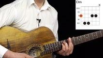 Gypsy Jazz (Jazz Manouche) Lesson - Applying Gypsy Jazz Guitar Picking To Melodies - Dark Eyes (Les Yeux Noirs)