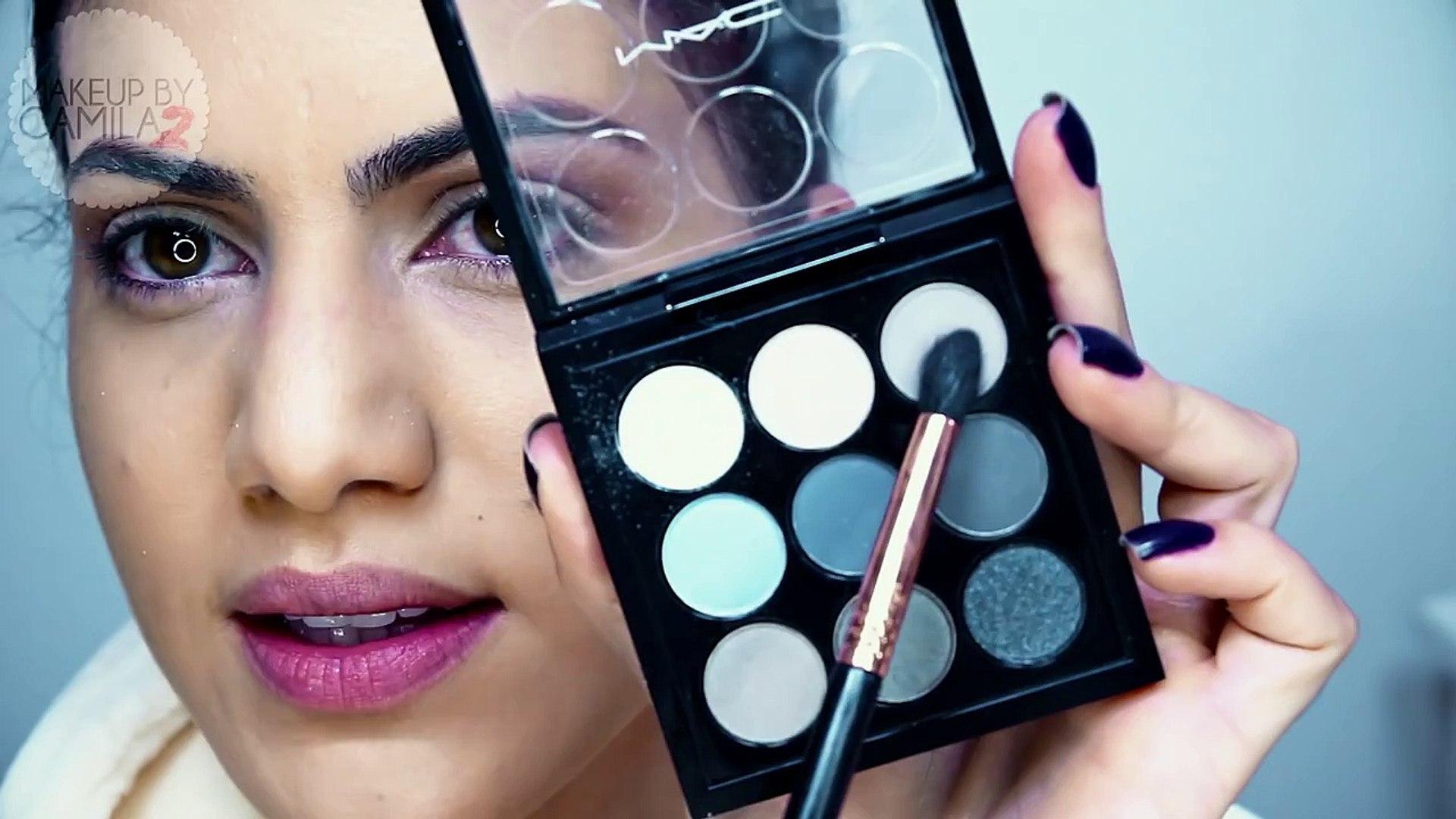 X-Mens Storm Halloween Makeup | Makeup Tutorials and Beauty Reviews | Camila Coelho