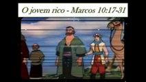 Marcos10:17-31 Quem será salvo e quem não