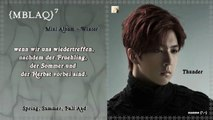 MBLAQ - Spring, Summer, Fall And... k-pop [german Sub] Mini Album - Winter