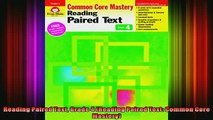 READ book  Reading Paired Text Grade 4 Reading Paired Text Common Core Mastery Full Free