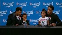 Kyle Lowry & DeMar DeRozan Postgame Interview | Pacers vs Raptors | Game 5 | 2016 NBA Playoffs