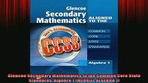 PDF Download] Glencoe Algebra 1 Student Edition [Read] Full