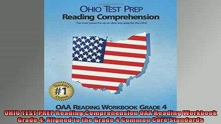 READ book OHIO TEST PREP Reading Comprehension OAA Reading W