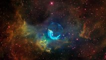 Le télescope spatial Hubble nous dévoile de magnifiques images de la nébuleuse de la Bulle