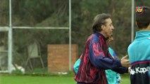 FC Barcelona – Gràcies Johan _ Gracias Johan _ Thanks Johan