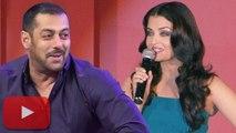 Aishwarya Rai SUPPORTS Salman Khan