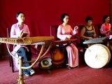 Concert of Traditional music, Văn Miếu, Hà nội, 29 july 2010
