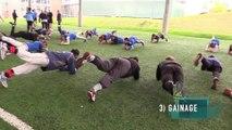 Rugby à 5 - Prépa physique