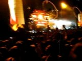Muse live concert samedi 23 juin 2007 paris