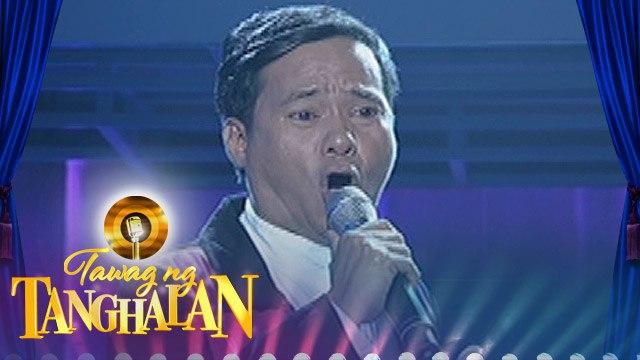 Tawag ng Tanghalan: Ricardo Puno | Remember Me