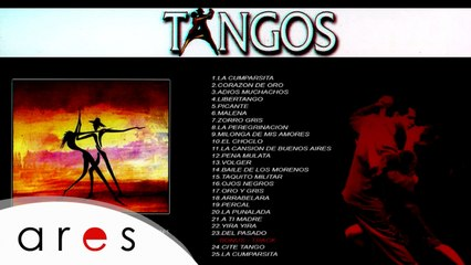 Favorite Argentinian Tangos Of All Times - Libertango