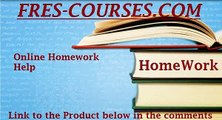 ASHFORD ECO 203 Week 5 DQ 1 Foreign Direct Investment / Fresh Courses