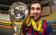 FCB Futbol Sala: Gabriel deixarà el Barça