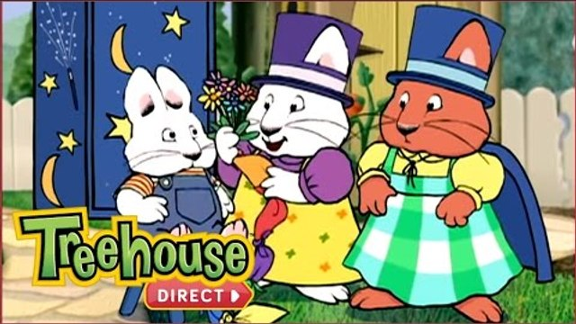 Summertime with Max & Ruby! - Ruby's Lemonade Stand / Ruby's Rummage Sale / Ruby's Magic Act - Ep.12