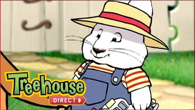 Max & Ruby - Camp Out / Ruby's Clubhouse / Max's Picnic - 4
