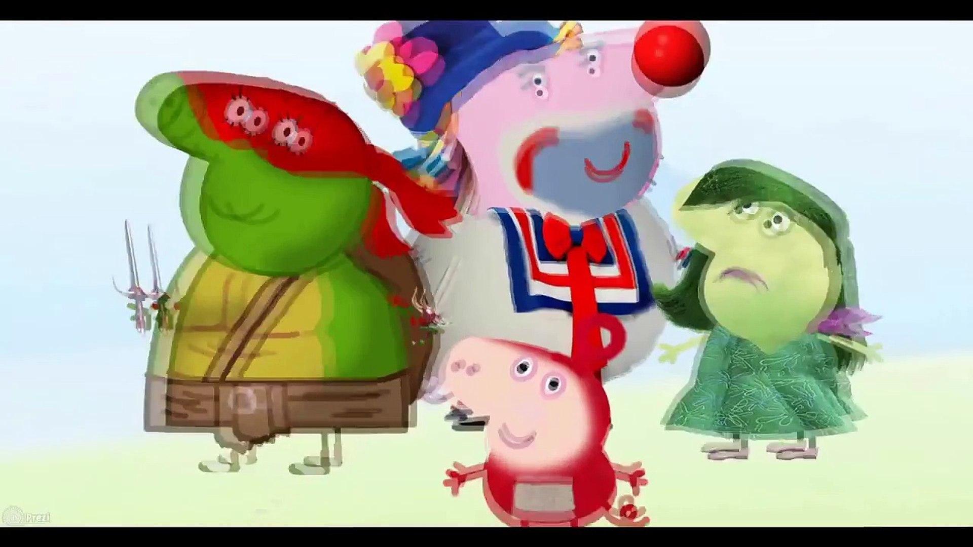 Harika Kanatlar Ve Peppa Pig Boyama Oyunu Yeni 2016 Dailymotion