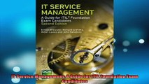Free PDF Downlaod  IT Service Management A Guide for ITIL Foundation Exam Candidates  DOWNLOAD ONLINE