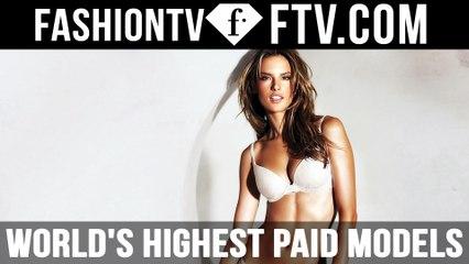 World's Highest Paid Models Part 3 | FTV.com