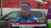 Circuit des Plages Vendéennes 2016 : Kevin Le Cunff