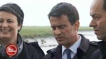 Quand Manuel Valls se fait avoir par les journalistes - ZAPPING ACTU DU 27/04/2016