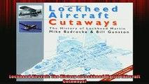 READ book  Lockheed Aircraft The History of Lockheed Martin Aircraft Cutaways  FREE BOOOK ONLINE